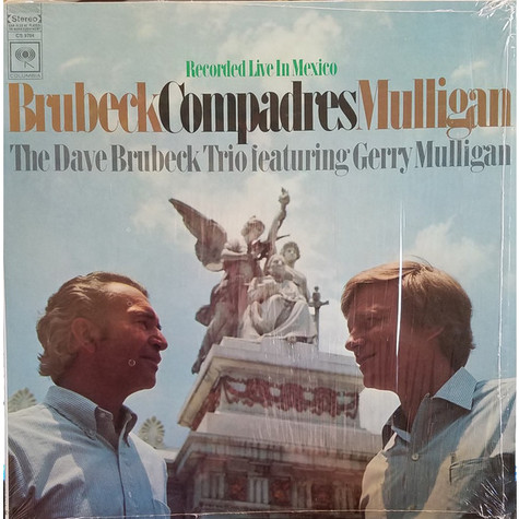 Dave Brubeck Trio, The Featuring Gerry Mulligan - Compadres