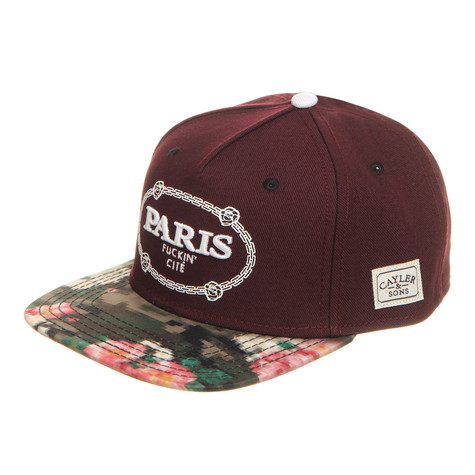 Cayler & Sons - Paris Snapback Cap