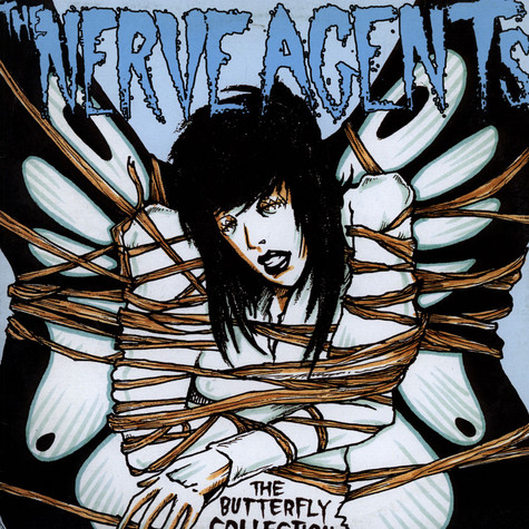 Nerve Agents, The - The Butterfly Collection