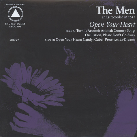 Men, The - Open Your Heart