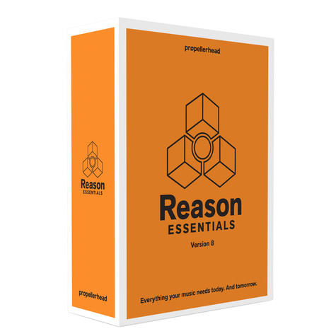 Propellerhead - Reason 8 Essentials
