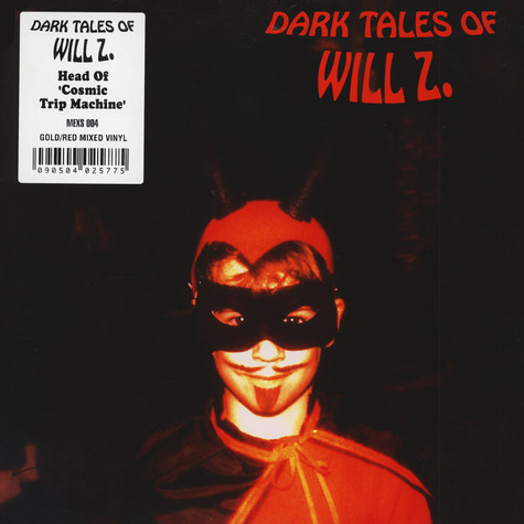 Will Z - Dark Tales Of Will Z Gold / Red Vinyl Edition