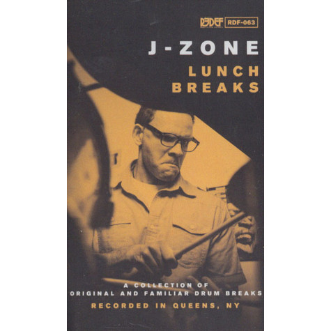 J-Zone - Lunch Breaks