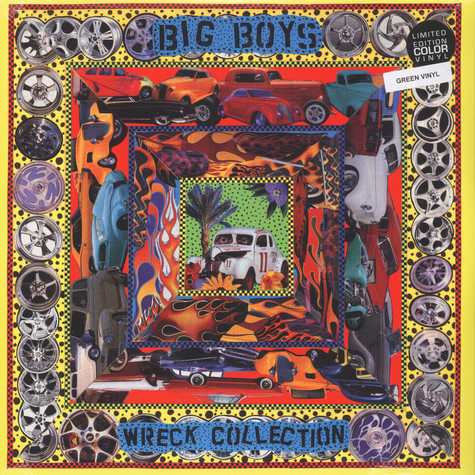 Big Boys - Wreck Collection