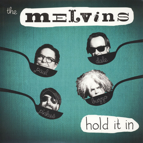 Melvins The Hold It In Vinyl Lp 2014 Us