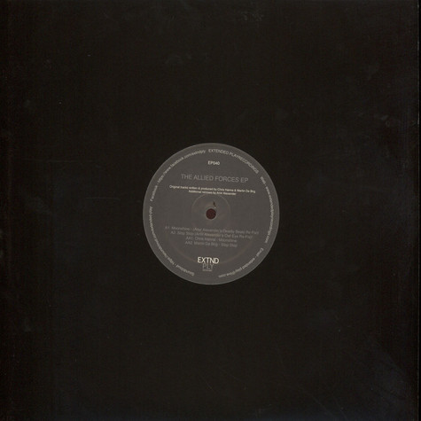 V.A. - The Allied Forces EP