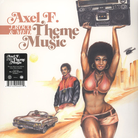Axel F. (J.Rocc & MED) - Theme Music
