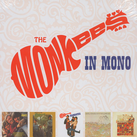 Monkees - Monkees In Mono