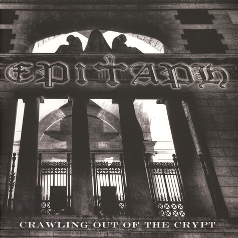 Epitaph - Crawling Out Of the Crypt Black Vinyl Edition