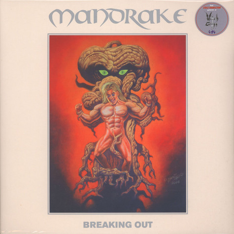 Mandrake - Breaking Out Black Vinyl Edition