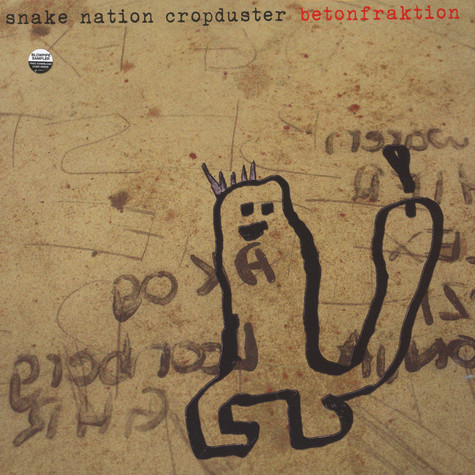 Betonfraktion - Snake Nation Cropduster