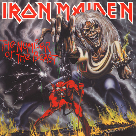 Iron Maiden - Number Of The Beast