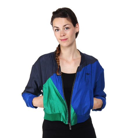 adidas - Supergirl Colorblock Women Track Top