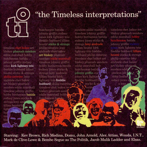 V.A. - The Timeless Interpretations