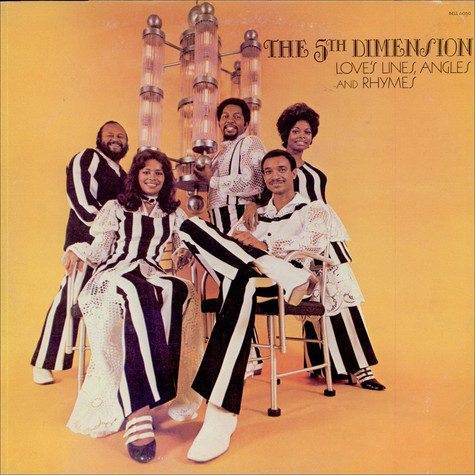 Fifth Dimension, The - Love's Lines, Angles And Rhymes