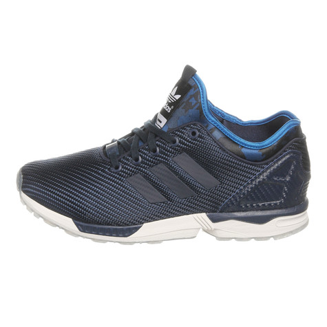 bf107feef2f0 adidas - ZX Flux NPS (Tech Pack) (Collegiate Navy   Collegiate Navy ...