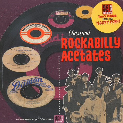 V.A. - Unissued Rockabilly Acetates