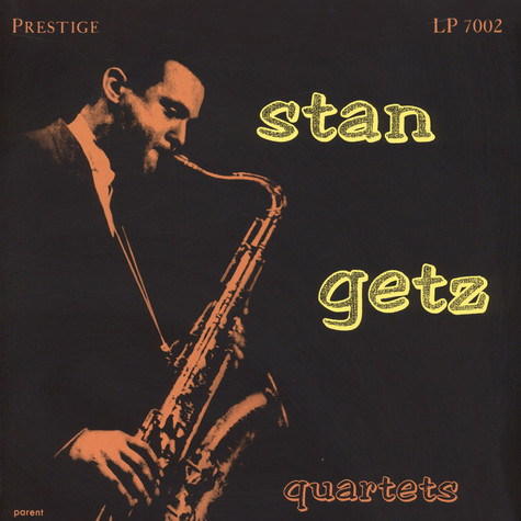 Stan Getz Quartet - Stan Getz Quartets Back To Black Edition