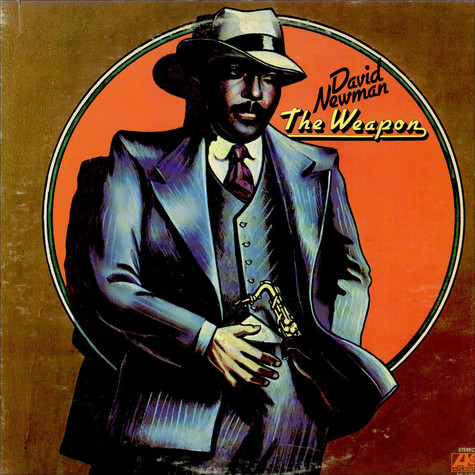 "David ""Fathead"" Newman - The Weapon"