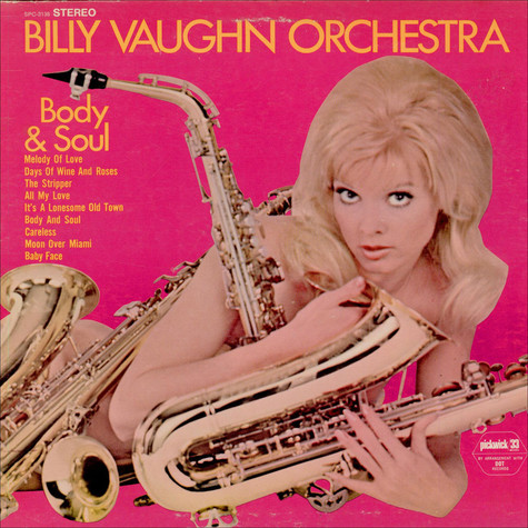 Billy Vaughn - Body & Soul
