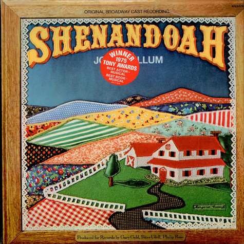 John Cullum And Various - Shenandoah