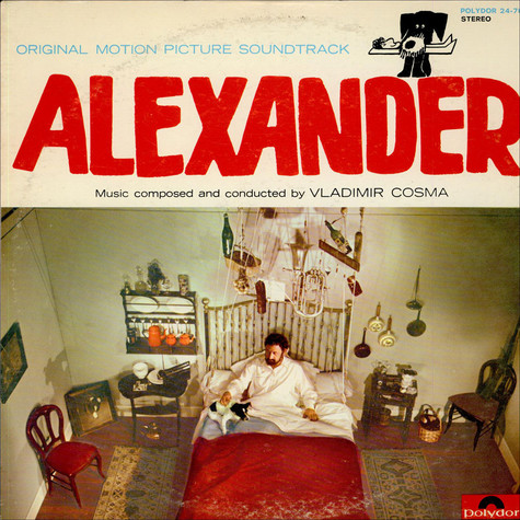 Vladimir Cosma - Alexander (Original Motion Picture Soundtrack)