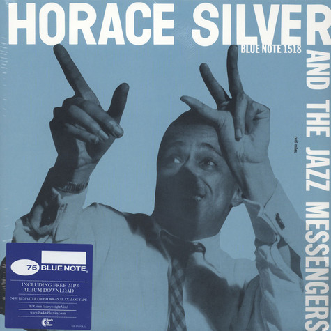 Horace Silver - And The Jazz Messengers Back To Black Edition