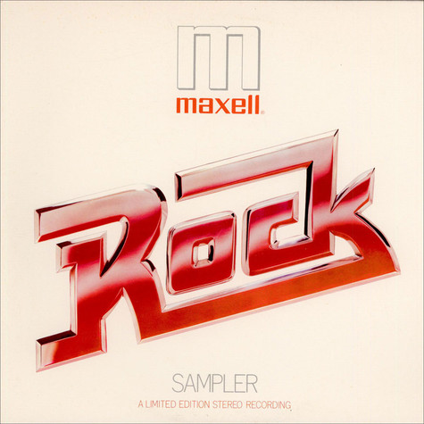 V.A. - Maxell Rock Sampler