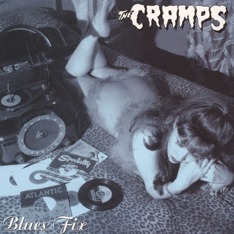 Cramps, The - Blues Fix EP