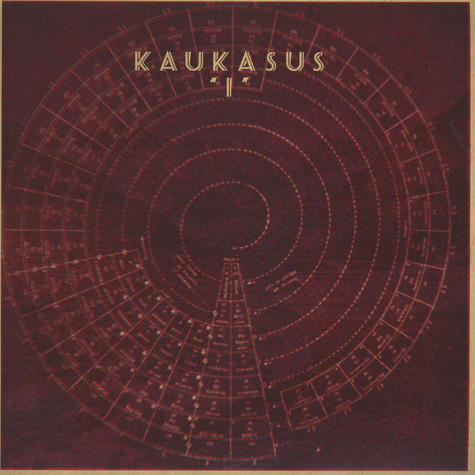 Kaukasus - I Black Vinyl Edition