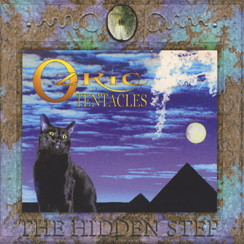 Ozric Tentacles - The Hidden  Step Black Vinyl Edition