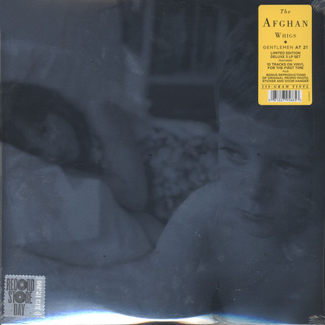 Afghan Whigs - Gentlemen At 21 21st Anniversary Edition