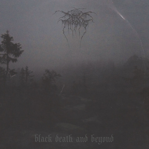 Darkthrone - Black Death And beyond Limited Deluxe Edition