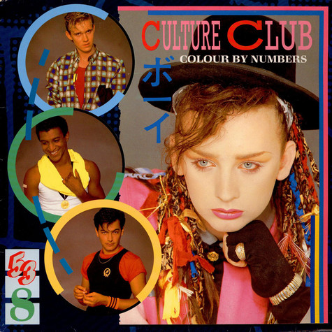 Culture Club - Colour By Numbers