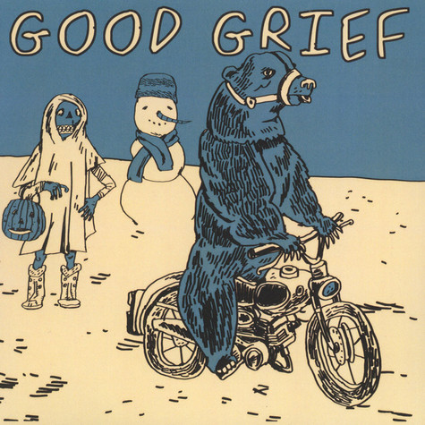 Good Grief / BUZZorHOWL - Split