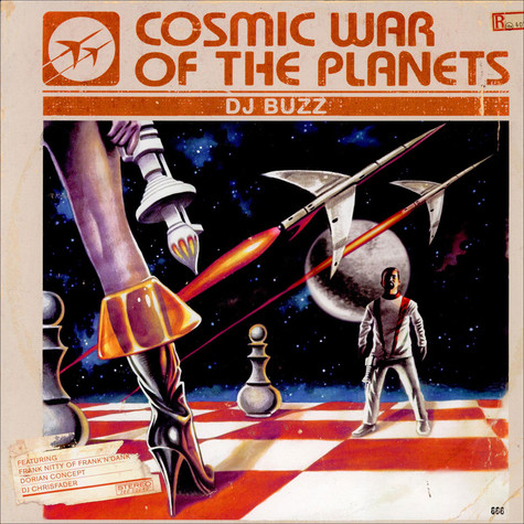 Buzz - Cosmic War Of The Planets