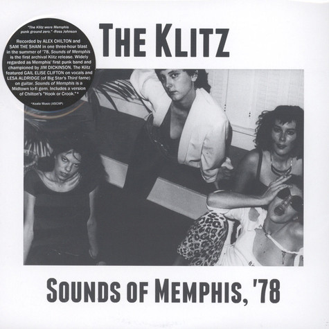 Klitz, The - Sound Of Memphis '78
