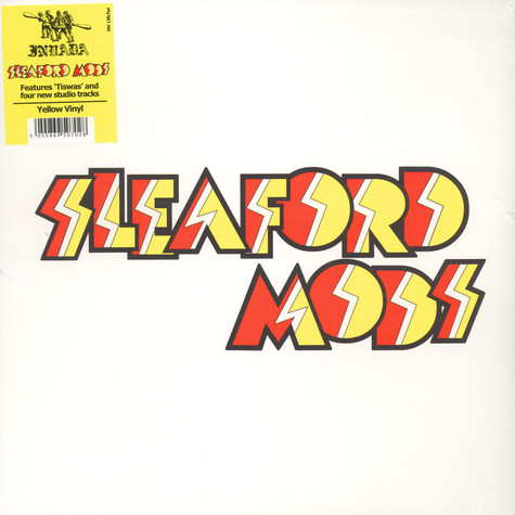 Sleaford Mods - Tiswas EP Yellow Vinyl Edition