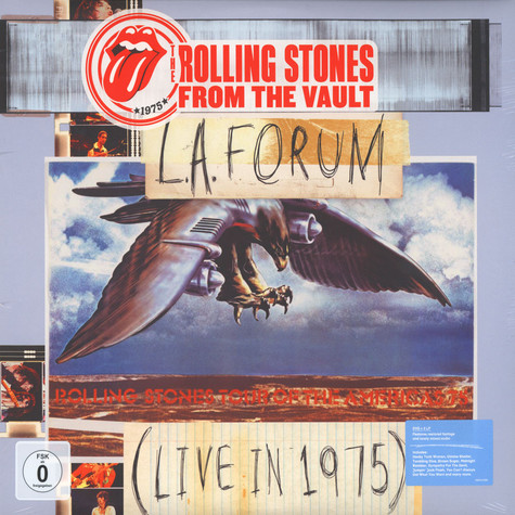 Rolling Stones, The - From The Vaults: L.A. Forum 1975