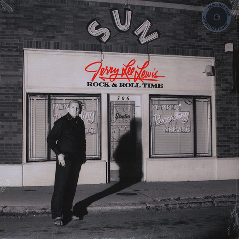 Jerry Lee Lewis - Rock & Roll Time
