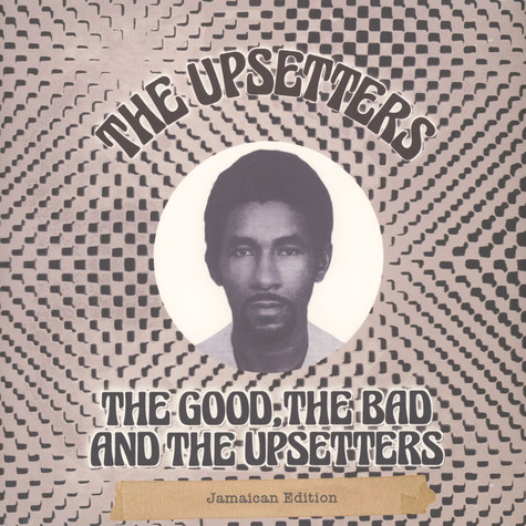 Upsetters, The - The Good, The Bad And The Upsetters