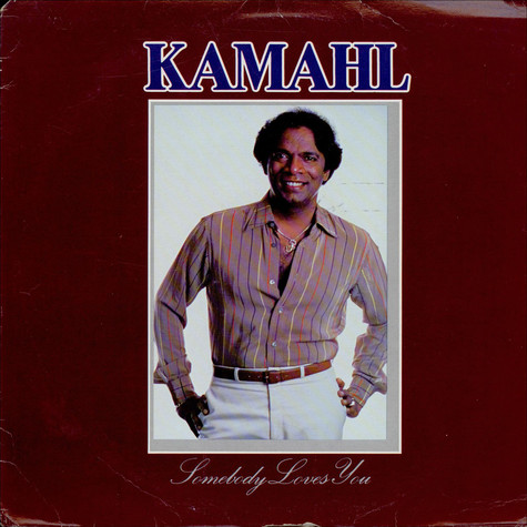 Kamahl - Somebody Loves You