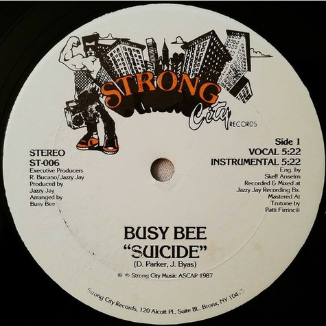 Busy Bee - Suicide