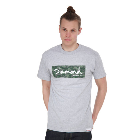Diamond Supply Co. - Tonal Box Logo T-Shirt