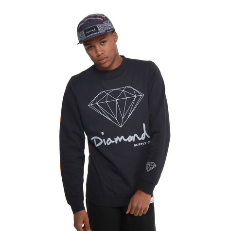 Diamond Supply Co. - OG Brilliant Sweater