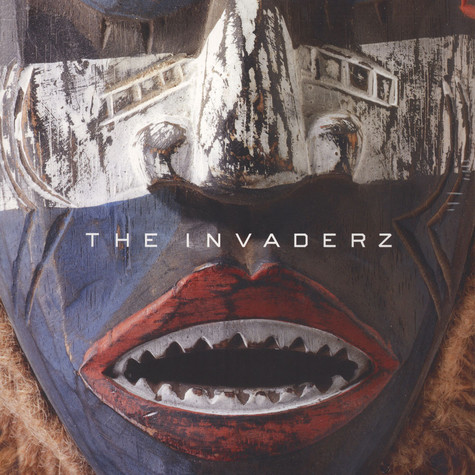 Invaderz, The - New Found Dialect