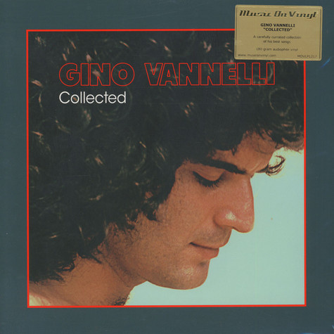 Gino Vannelli - Collected