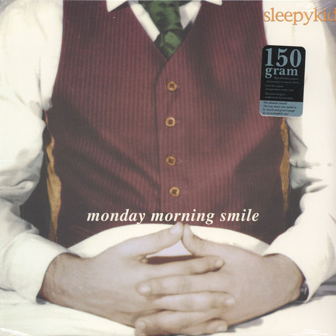 Sleepykid - Monday Morning Smile