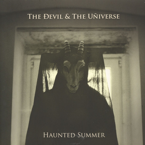 Devil & The Universe, The - Haunted Summer White Vinyl Edition