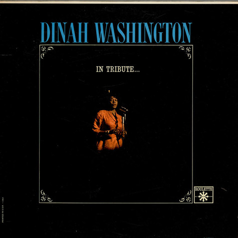 Dinah Washington - In Tribute